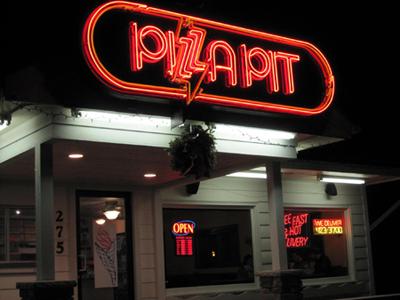 Cambridge WI Pizza Pit