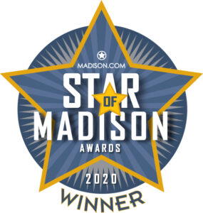 STAR OF MADISON 2020 WINNER LOGO